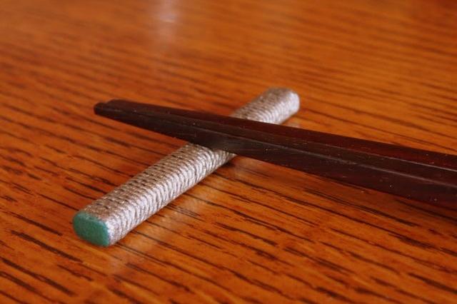 うるし塗りお箸の教室