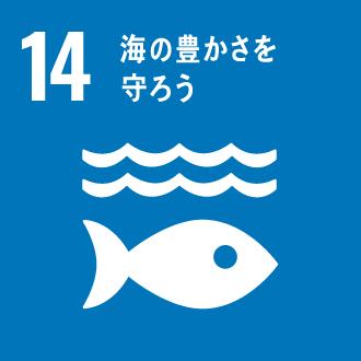 14.海の豊かさを守る