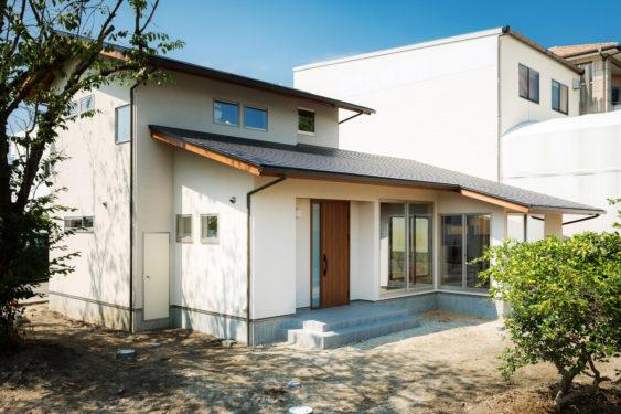 50代からの二人暮らしの家