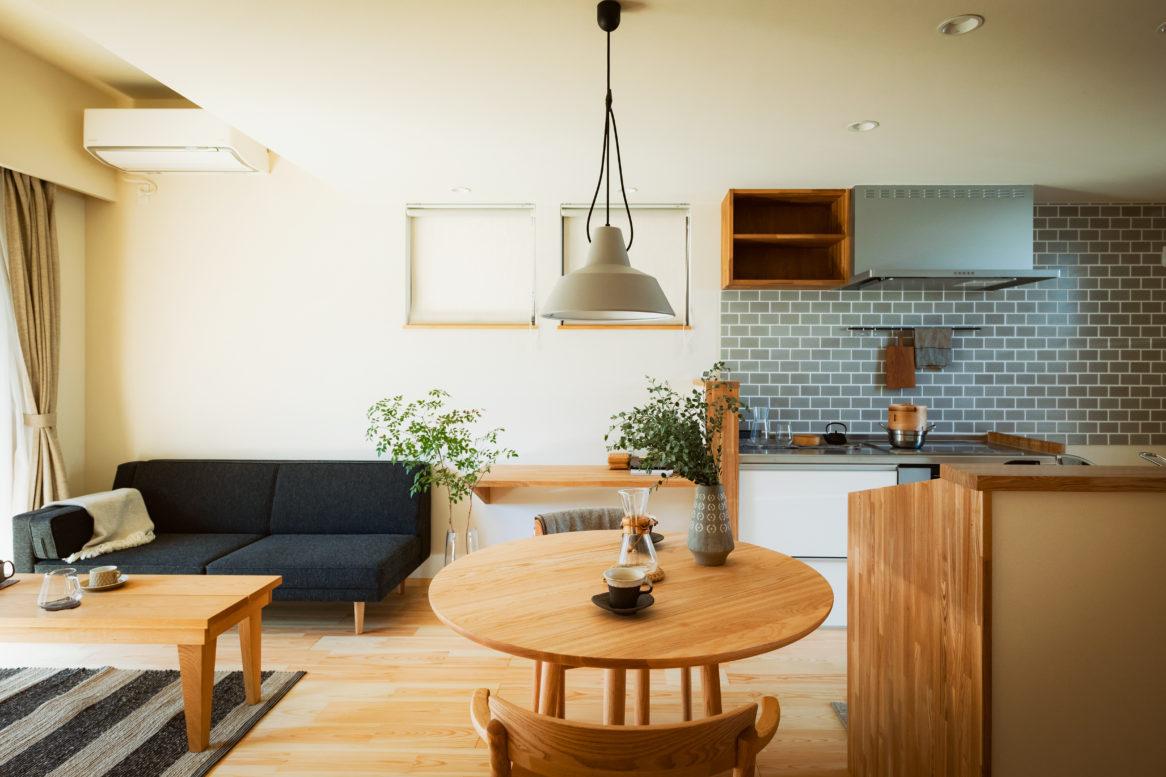 32坪のコンパクトで暮らしやすいお家
